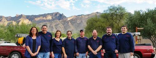 Local Tucson Pest Control Management Company
